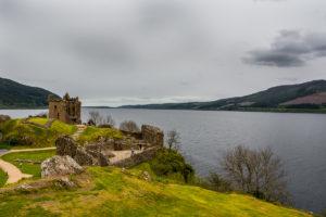 Urquarth Castle