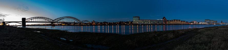 Panorama Rheinauhafen