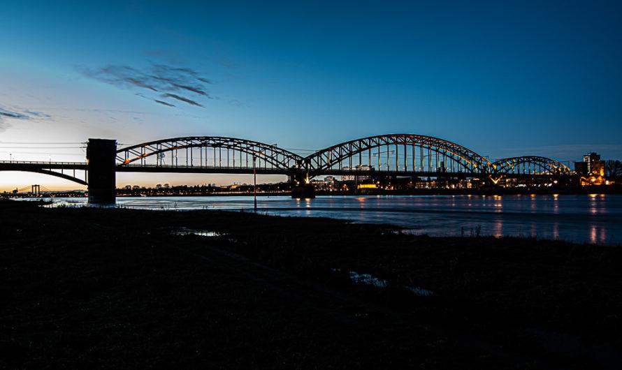 Unter sieben Brücken (Südbrücke)…