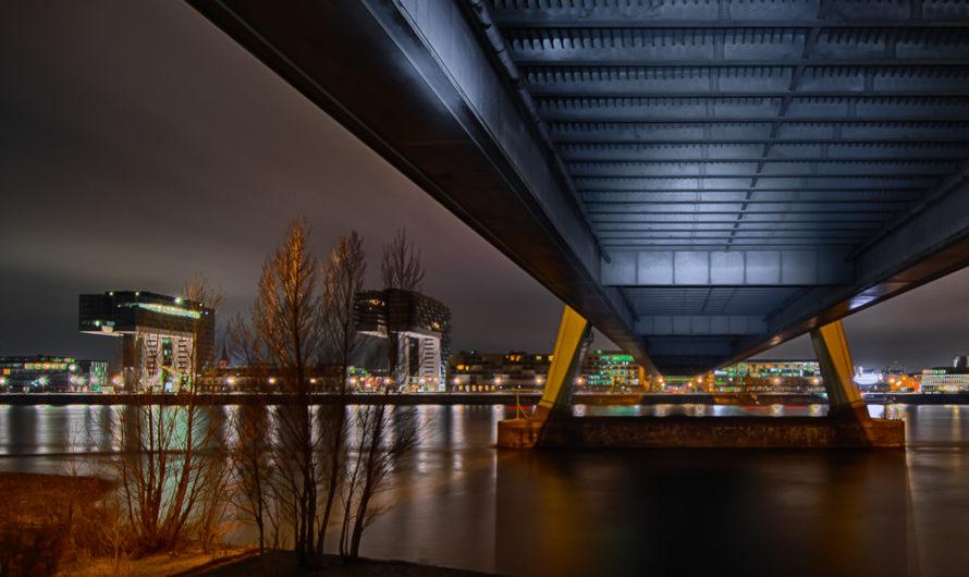 Unter sieben Brücken (Severinsbrücke)…